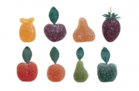 8 Fruit Jellies